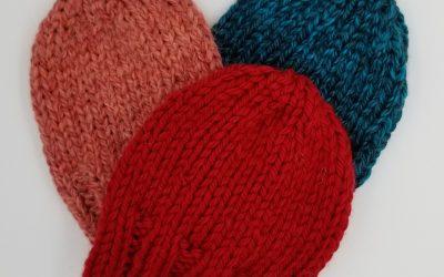 Hickory Hat Knitting Pattern