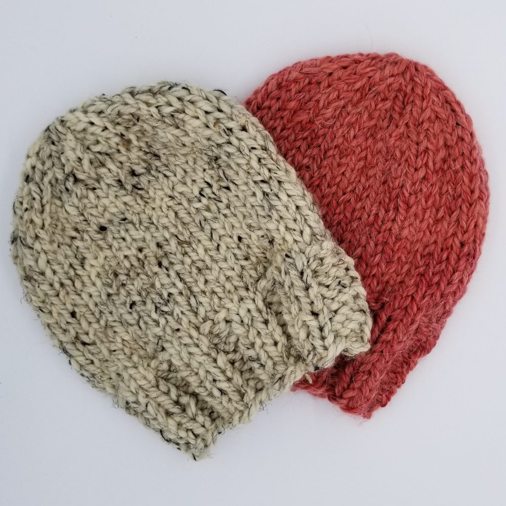Hickory Hat Knitting Pattern sample picture