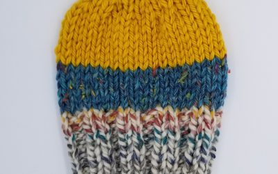 Longview Knitted Hat Pattern