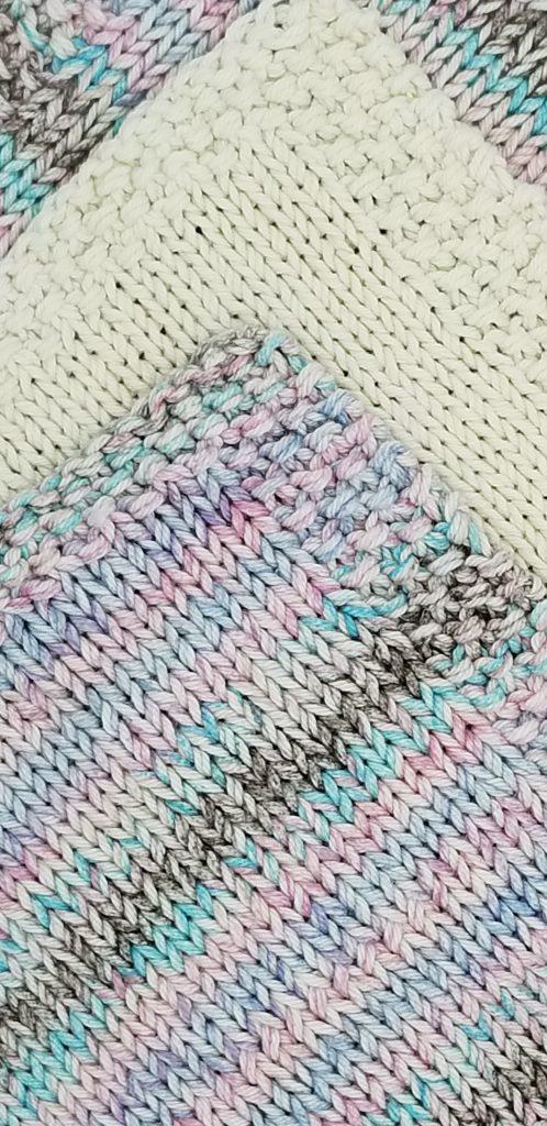 Maiden Dishcloth & Washcloth Knitting Pattern picture