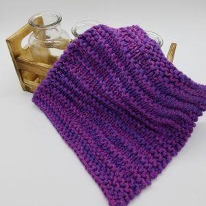 Gamewell Baby Washcloth Knitting Pattern